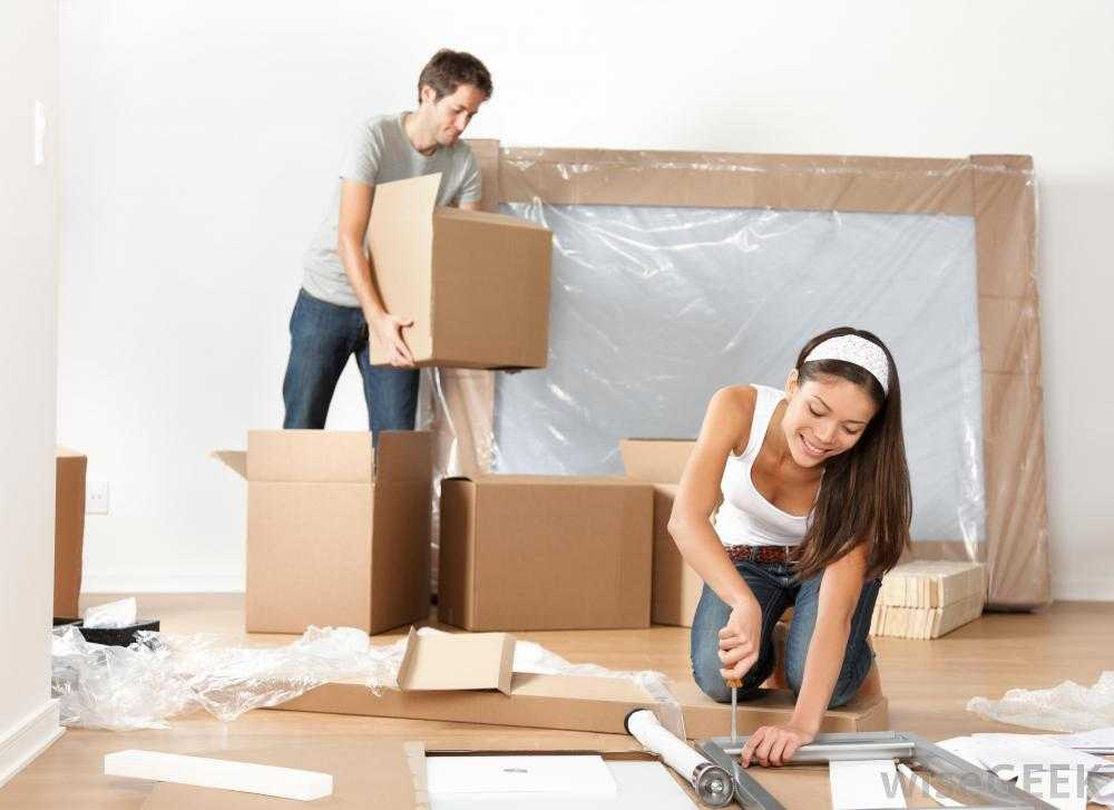 average NJ house moving time
