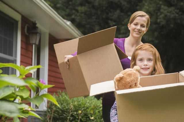 Easy Moving with Children