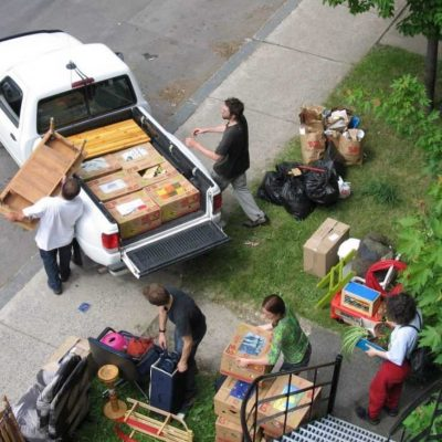 Tips To Reduce Moving Day Stress