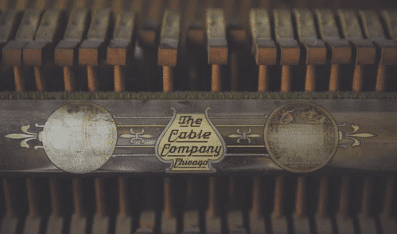 Piano moving is hard – especially when it comes to antique pianos.