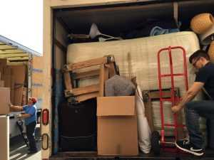 Our movers Union County make sure that all youe belongings are safe and securely loaded.