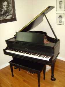moving a grand piano
