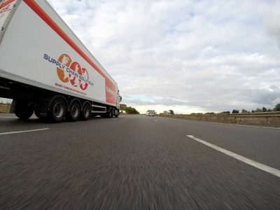International movers truck
