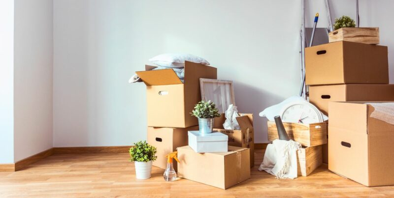 Choose the right moving boxes in NJ and NYC
