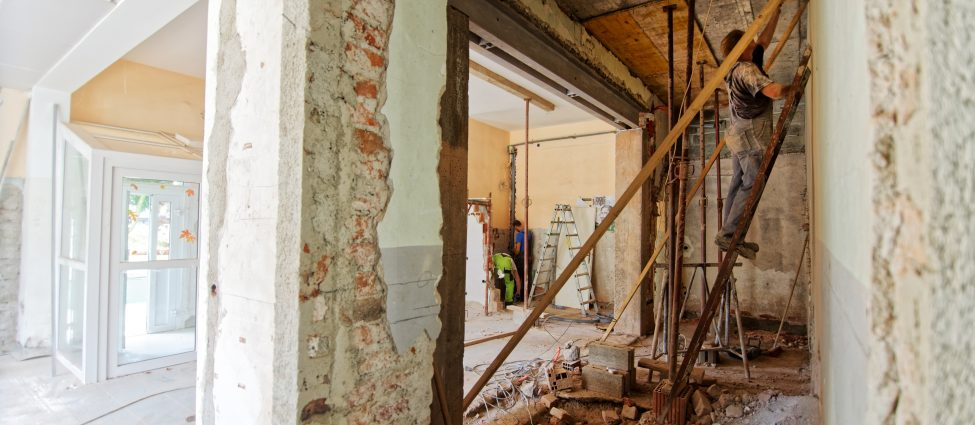 How to cope with a neighbor's renovation