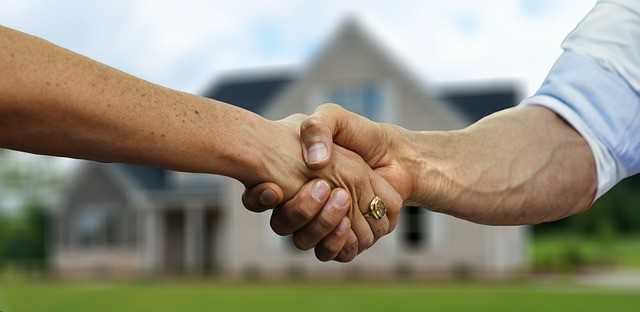 Buying a first home