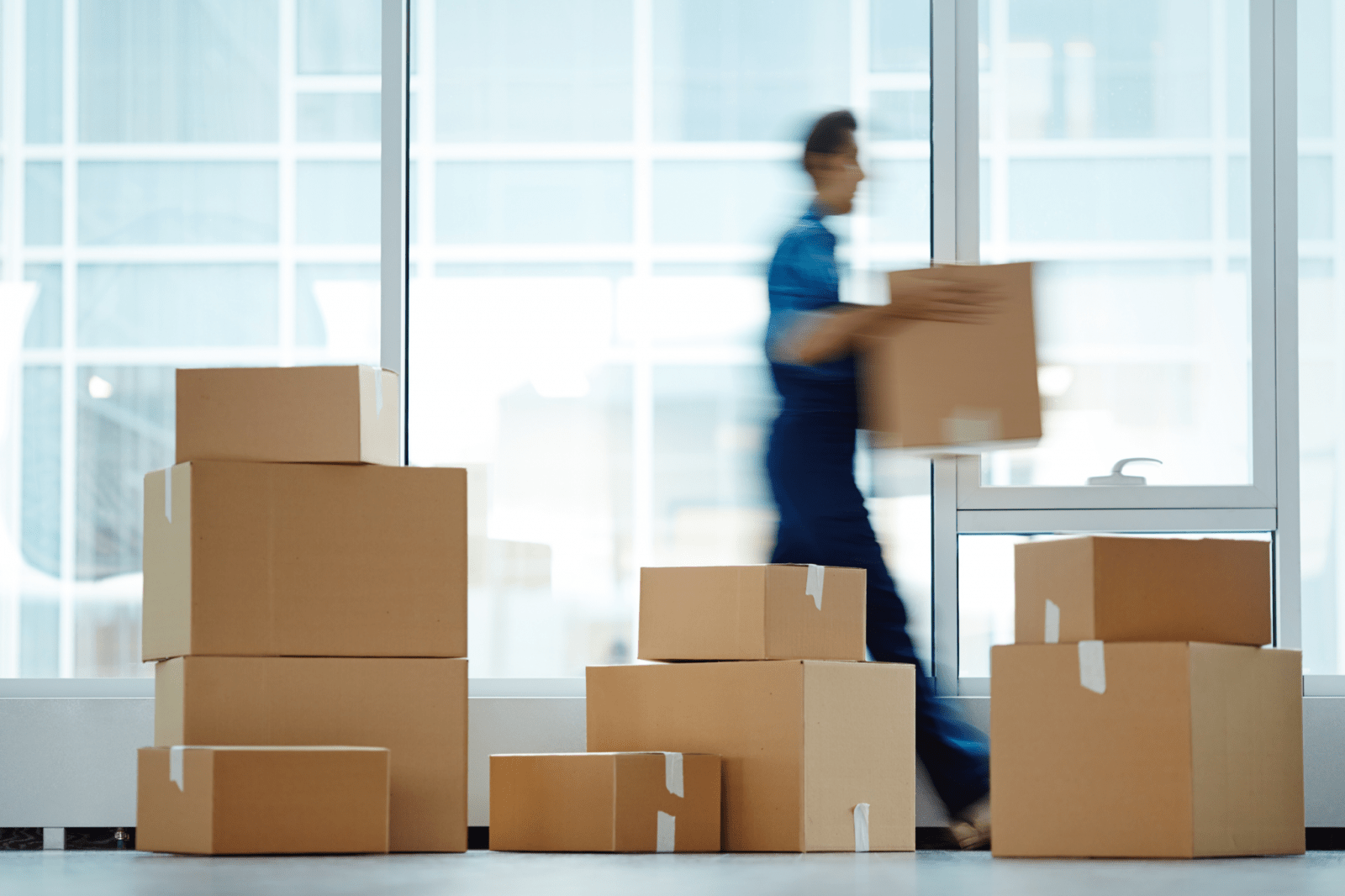Commercial Movers NJ