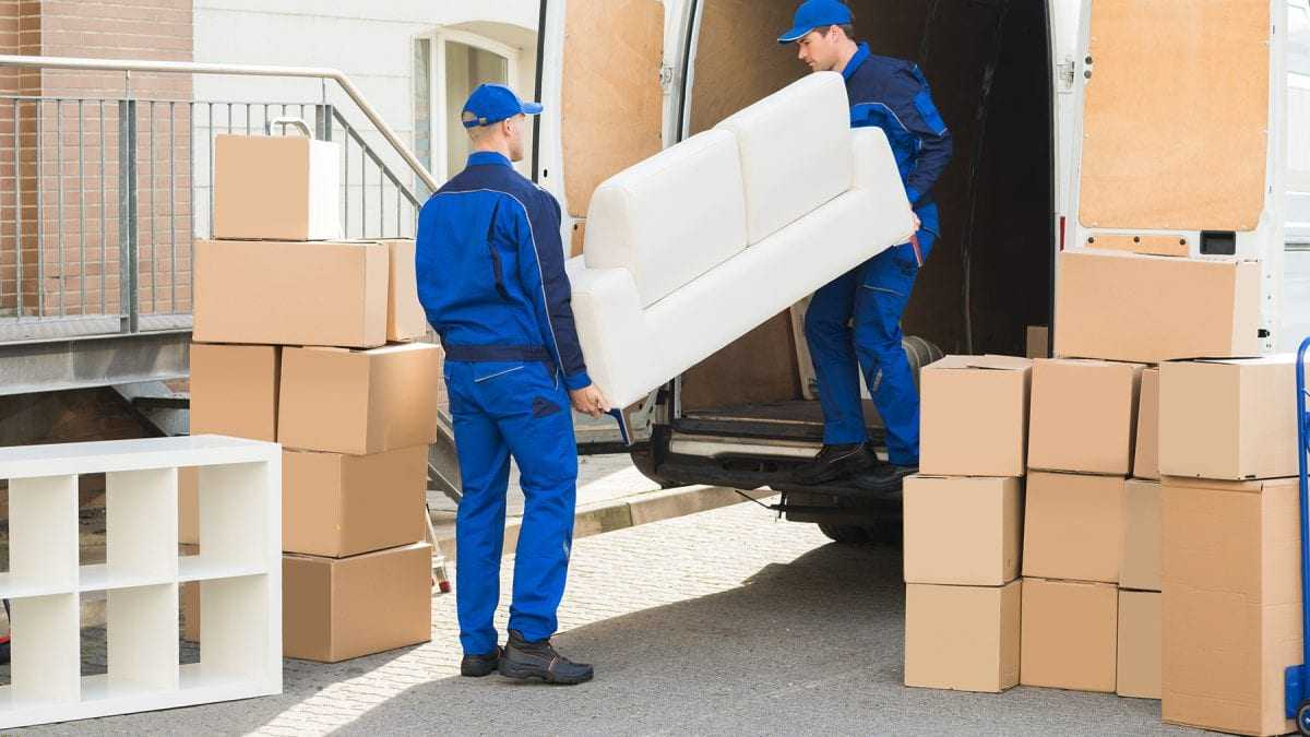 Residential Movers NJ