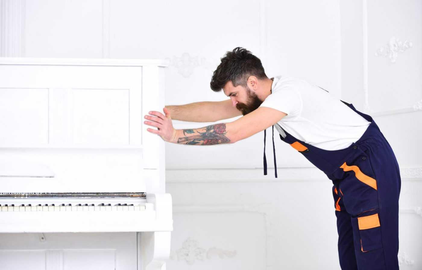 Top Piano Movers NJ | Piano Moving Company in NJ