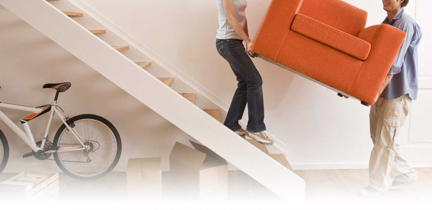 Moving Couch Upstairs | West New York Movers | Moving Company