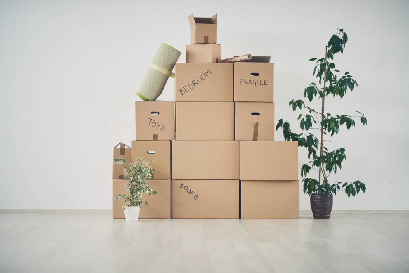 Moving Boxes | North Bergen Movers | Moving Company
